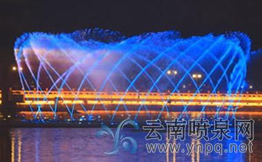 大型音乐喷泉设计方法及注意事项——喷泉设计