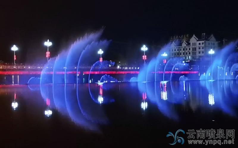 孟连县二维数控音乐喷泉-程控喷泉设