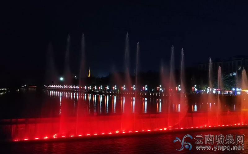 孟连县二维数控音乐喷泉-数码音乐喷
