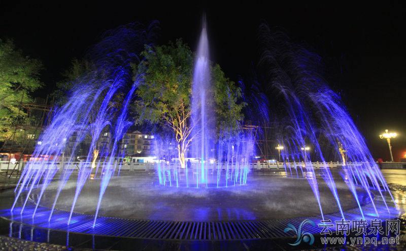 数字化技术对音乐喷泉发展的重要作用—多媒体